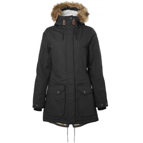 North Bend Sandy Parka Mujer, black